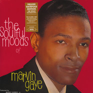 Marvin Gaye - The Soulful Moods Of Marvin Gaye Gatefolsleeve Edition