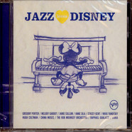 V.A. - Jazz Loves Disney