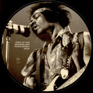 Jimi Hendrix - Woke Up This Morning And Found Myself Dead