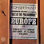 Norman Granz presents Jazz At The Philharmonic - Jazz At The Philharmonic In Europe