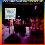 Kool & The Gang - Spin Their Top Hits