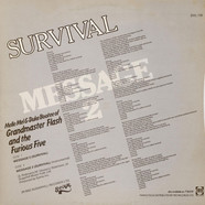 Melle Mel & Duke Bootee - Message 2 (Survival)
