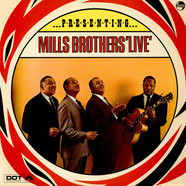 Mills Brothers, The - The Mills Brothers Live!
