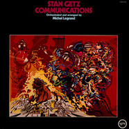 Stan Getz - Communications