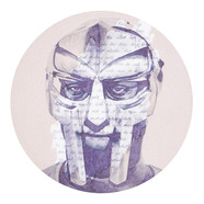 Madvillain (MF Doom And Madlib) - Madvillainy Remix Slipmat
