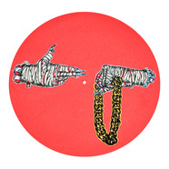 Run The Jewels - Logo Slipmat