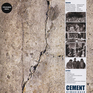 Cement - Utmaningen Green Vinyl Edition