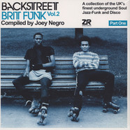 Joey Negro - Backstreet Brit Funk Volume Two Part One
