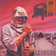 Death - Leprosy Milky Clear Vinyl Edition