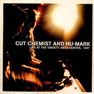 Cut Chemist And DJ Nu-Mark - Live At The Variety Arts Center, 1997