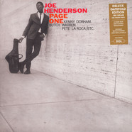 Joe Henderson - Page One Gatefold Sleeve Edition