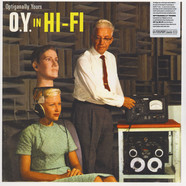 Optiganally Yours - O.Y. In Hi-Fi Colored Vinyl Edition