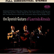 Laurindo Almeida - The Spanish Guitars Of Laurindo Almeida
