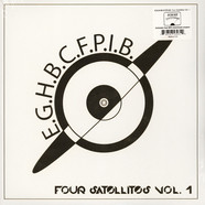 Earth Girl Helen Brown - Four Satellites Volume 1