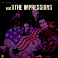The Impressions - The Best Of The Impressions