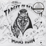 Target Of Demand - Man's Ruin Black Vinyl Edition
