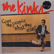 Kinks, The - Give The People What They Want