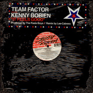 Team Factor Featuring Kenny Bobien - It Feels Good