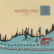 Grateful Dead - Portland Memorial Coliseum Portland OR 5/19/74