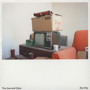 Sea And Cake, The - Any Day Clear Vinyl Edition