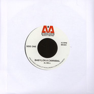 Al Bell - Babylon A Cannibal