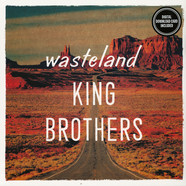 King Brothers - Wasteland Black Vinyl Edition