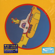 Beatles, The - Yellow Submarine Picture Disc Edition