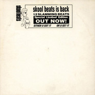 Skool Beats - Skool Beats Is Back