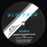 Atlas-E - Ancient Electronic Plaza