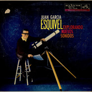 Esquivel And His Orchestra - Explorando Nuevos Sonidos