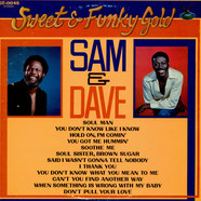 Sam & Dave - Sweet & Funky Gold