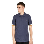 Fred Perry - Bold Cuff Pique Shirt