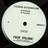 Thomas Schumacher - Embody Paradox