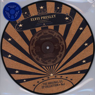 Elvis Presley - The Original US EP Collection Number 1 Picture Disc Edition