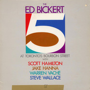 Ed Bickert 5 - At Toronto's Bourbon Street