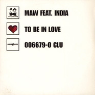 MAW Feat. India (Masters At Work) - To Be In Love