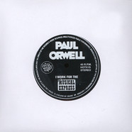 Paul Orwell - I Work For The No Musical Express