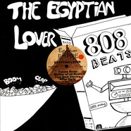 Egyptian Lover - 808 Beats EP Volume 1 Black Vinyl Edition