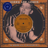 Jerry Lee Lewis - Us Ep Collection No 1