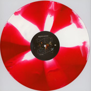 Adam Beyer & Bart Skils - Your Mind red and white striped vinyl Edition