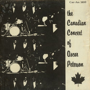 Oscar Peterson Trio, The - The Canadian Concert Of Oscar Peterson