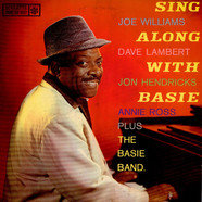 Joe Williams Dave Lambert Jon Hendricks Annie Ross Plus Count Basie Orchestra - Sing Along With Basie