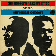 The Modern Jazz Quartet - European Concert