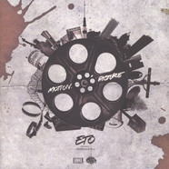 Eto & Flu - Motion Picture Cream & Brown Vinyl Edition