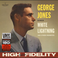 George Jones - Sings White Lightning and Other Favorites