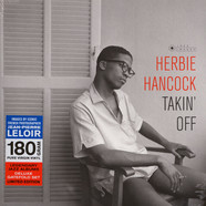 Herbie Hancock - Takin' Off Gatefold Sleeve Edition