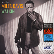 Miles Davis - Walkin' Gatefold Sleeve Edition