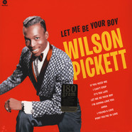Wilson Pickett - Let Me Be Your Boy - The Early Years 1959-1962