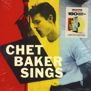 Chet Baker - Sings Yellow Vinyl Edition
