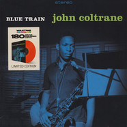 John Coltrane - Blue Train Transparent Red Vinyl Edition